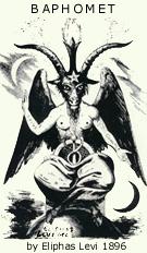 Image result for capricorn head of evil